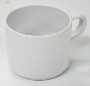 Picture of Melamin-Tasse, ca. 0,20 ltr, weiss